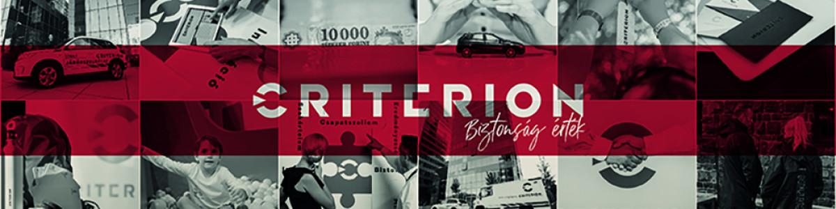 CRITERION Készpénzlogisztikai Kft.  cover