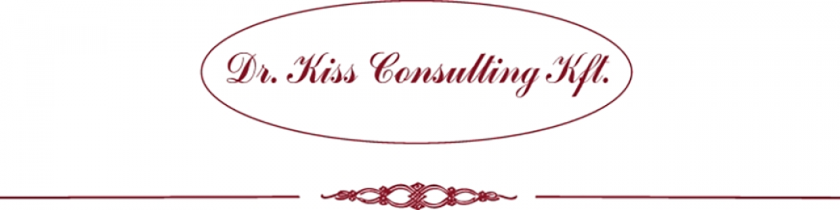 Dr. Kiss Consulting Kft. cover