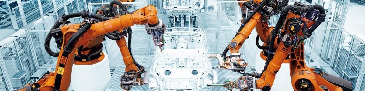 KUKA Robotics cover