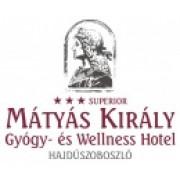 Mátyás Király Gyógy- és Wellness Hotel ***superior